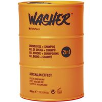 Gel ducha blanco laiseven washer, de 60cl. en lata