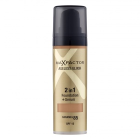 Max Factor base maquillaje ageless elixir 85