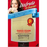 Holland queso edam royal lonchas de 90g. en bandeja