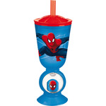 Spiderman vaso figura de 22,5cl.