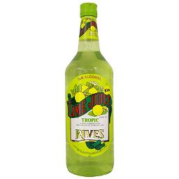 Tropical licor sin alcohol rives de 1l.