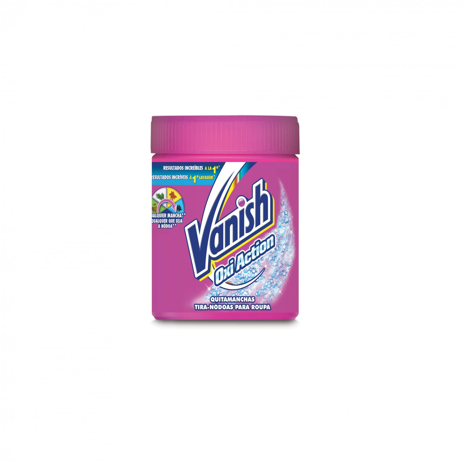 Vanish oxi action de 1kg. en bote