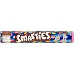 Smarties grageas chocolate tubo de 170g.