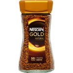 Nescafé gold cafe soluble natural de 100g. en bote