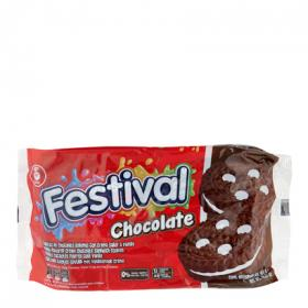 Galletas chocolate festival de 415g.
