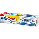 Binaca pasta dientes high definition white menta luminosa tubo de 75ml.