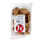 Asinez  galletas cookies con chips de chocolate de 180g. en paquete