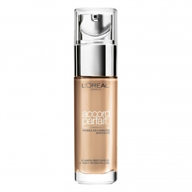 Loreal maquillaje fluido accord perfect 4 n beige