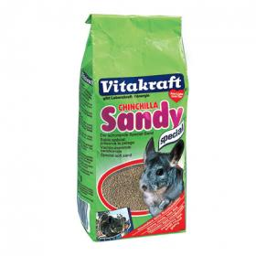 Vitakraft sandy arena especial chinchilla de 1kg.