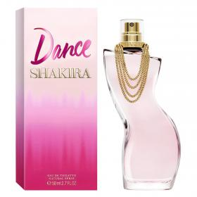 Shakira colonia dance de 50ml.