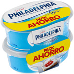 Philadelphia queso untar light s de 250g. por 2 unidades en tarrina