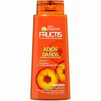 Fructis champu 2en1 fuerza brillo normal de 70cl. en bote