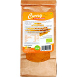 Dream foods curry en polvo crudo ecologico de 150g. en bolsa