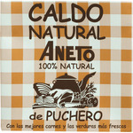 Aneto caldo puchero 100% natural envase de 50cl.