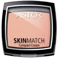 Astor polvo compacto skin match