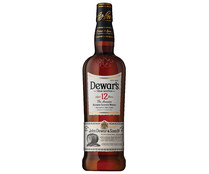 Dewar's whisky escoces de 70cl. en botella