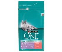 Purina alimento seco gatos digestion sensible de 1,5kg.