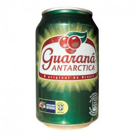 Guarana Antarctica refresco guarana de 33cl. en lata