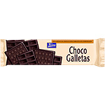 Tirma choco galletas chocolate negro de 240g. en paquete