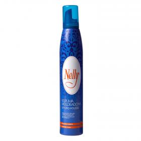 Nelly espuma fuerte en de 30cl. en spray