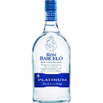Barcelo platinum ron blanco dominicano de 70cl. en botella