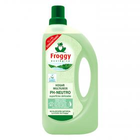 Froggy ph neutro ecologico de 1l. en botella