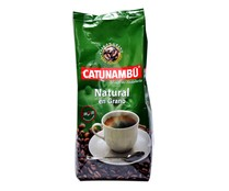 Catunambú cafe superior natural en grano de 500g.