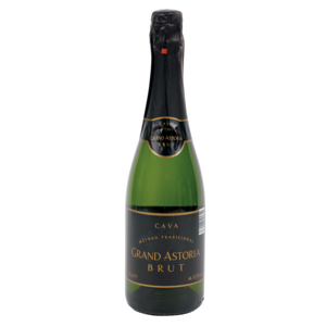 Grand astoria cava brut de 75cl. en botella