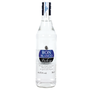 Velero  ron blanco de 70cl. en botella