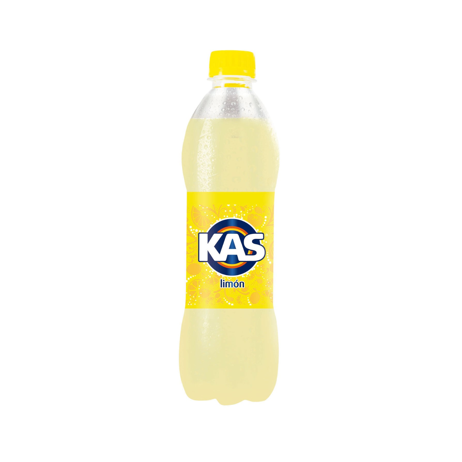 Kas refresco limon de 50cl. en botella