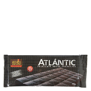 Atlantic chocolate negro extrafino eureka de 150g.