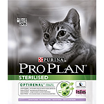 Purina Pro Plan optirenal sterilised alimento gatos esterilizados mantener riñones sanos con pavo de 400g.