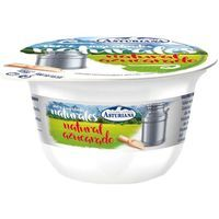Yogur natural azucarado clas de 125g.