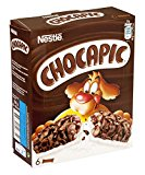 Chocapic nestle 5 6 barritas cereales total: 30 barritas en caja