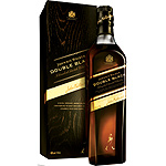 Johnnie Walker double black whisky escoces de 70cl. en botella