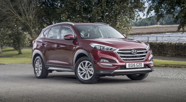 b4b10979ffe10 Hyundai Tucson Review - CarsIreland.ie Reviews