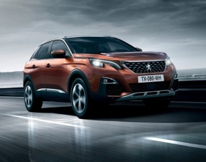 Peugeot 3008 Crossover