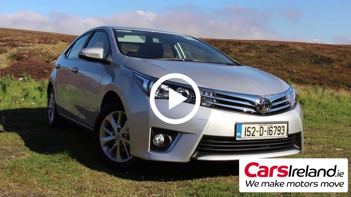 Toyota Corolla 2015 Review