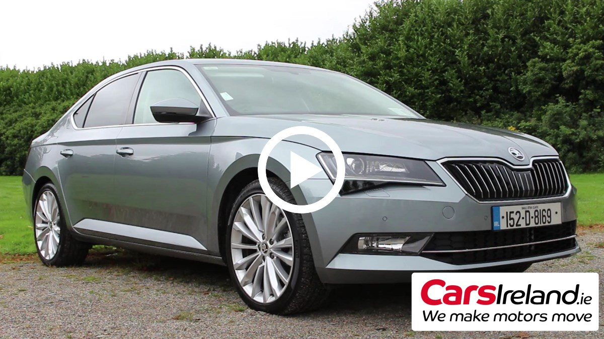Skoda Superb 2015 review