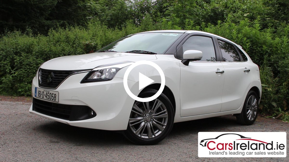 Suzuki Baleno Hatchback Video Review Carsireland Ie