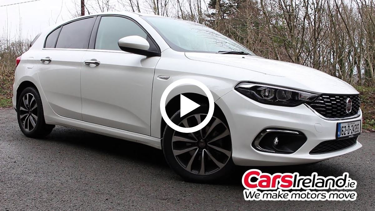 Fiat Tipo 2017 Review