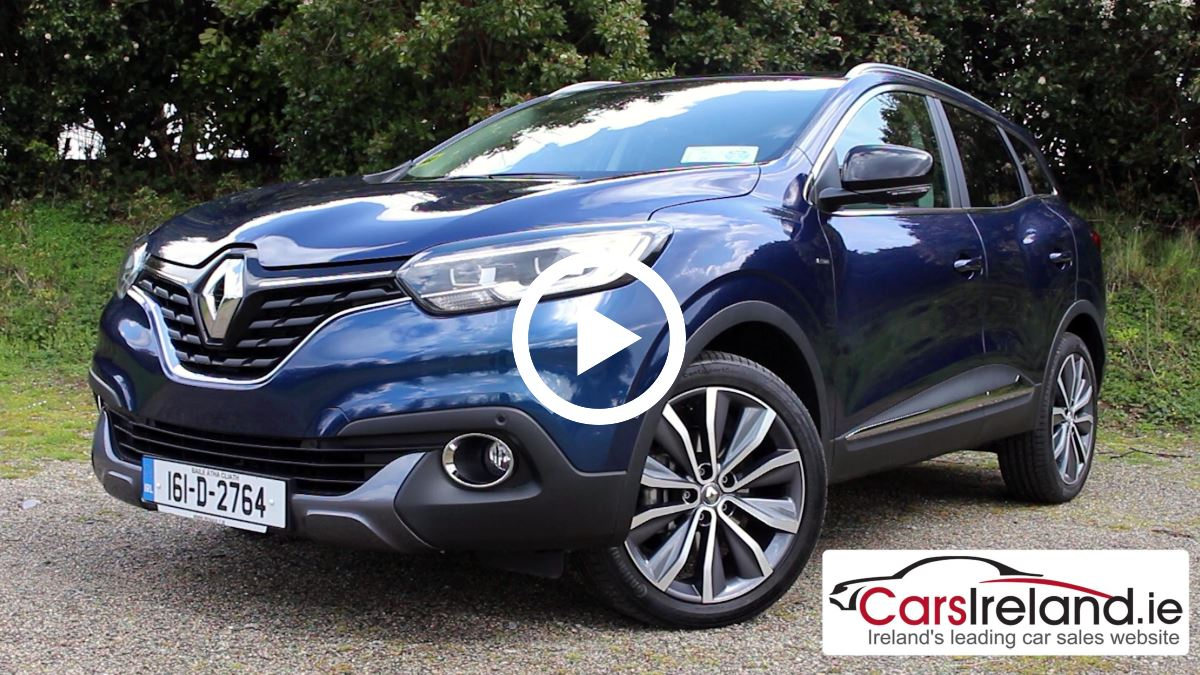 Renault Kadjar 2016 review