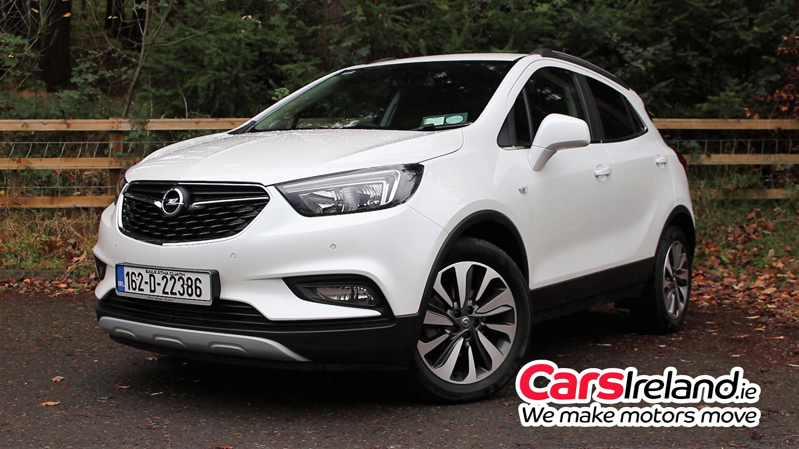 opel mokka x video review reviews. Black Bedroom Furniture Sets. Home Design Ideas