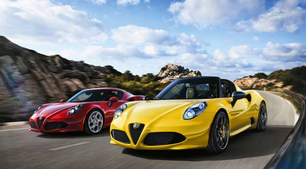 Alfa Romeo Review