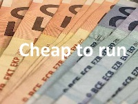 Cheap-to-run