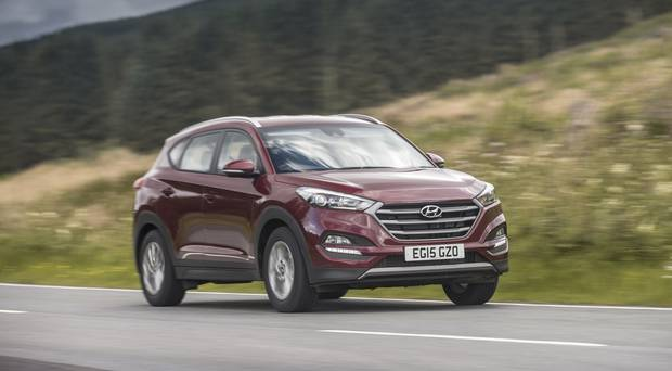 Hyundai Reviews Tucson