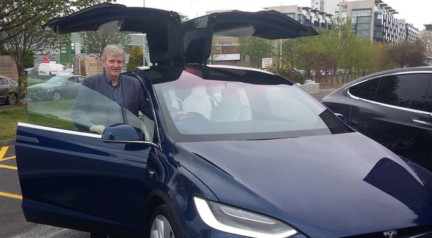 Tesla Has Landed In Ireland Carsireland Ie Reviews