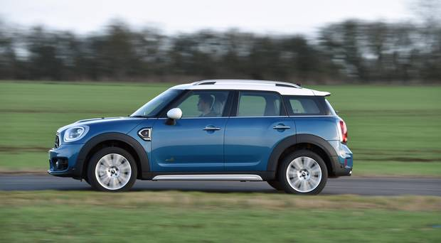 Countryman When Mini Is Only A Name Not A Measure Carsirelandie