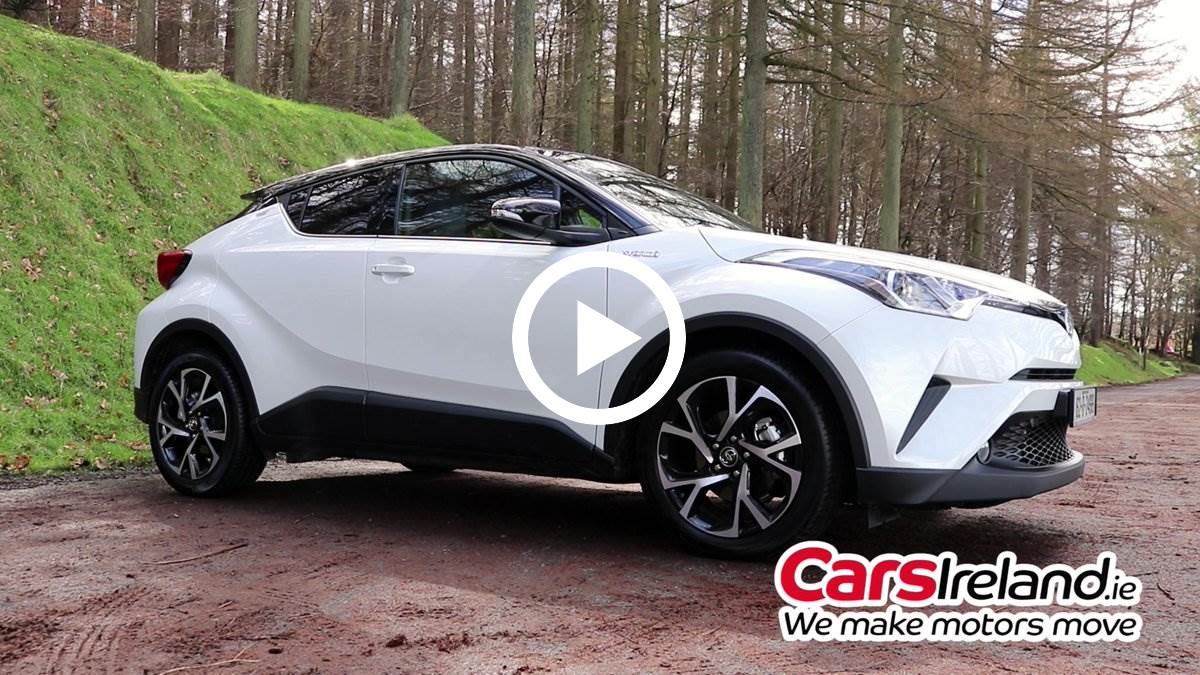 Toyota C-HR 2017 Review