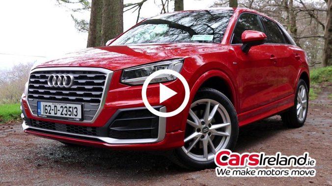 Audi Q2 2017 Review